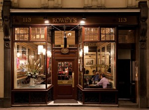 Rowleys St James's