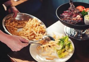 unlimited fries rowleys restaurant